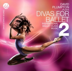 David Plumpton: Divas for Ballet 2 - CD