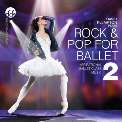David Plumpton: Rock & Pop for Ballet 2 (front)