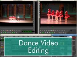 Dance Video Editing
