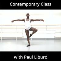 Contemporary Dance Class with Paul Liburd - Downloadable video