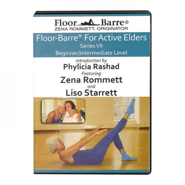 Zena Rommett Floor Barre Series 7 Beginner Intermediate