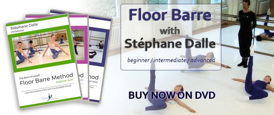 Stephane Dalle Floor Barre
