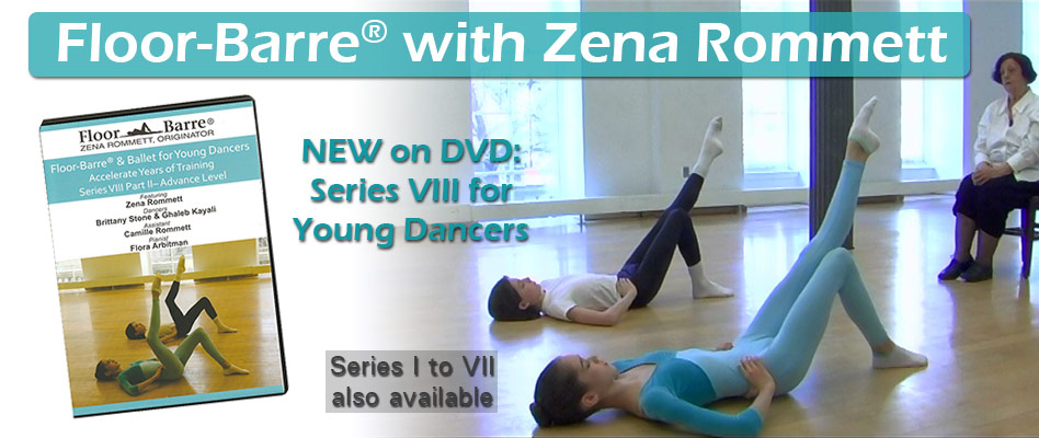 Floor-Barre® with Zena Rommett