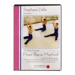 Stephane Dalle's Floor Barre DVD - Intermediate