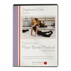 Stephane Dalle's Floor Barre DVD - Advanced