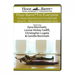 Floor-Barre® Series 6