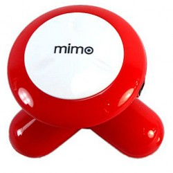 USB Massager Red