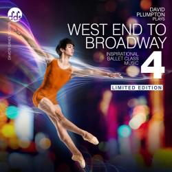David Plumpton: West End to Broadway 4 - Ballet CD