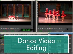Dance Video Editing