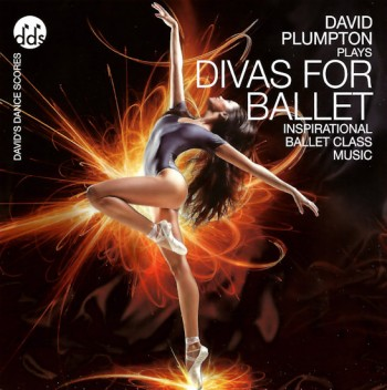 David Plumpton: Divas for Ballet - CD