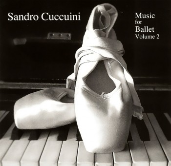 Sandro Cuccuini: Music for Ballet Volume 2 Front