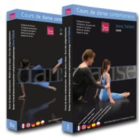 Contemporary Dance Course for Teachers with Irena Tatiboit DVD+CD+Booklet