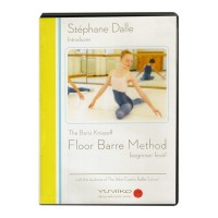 Floor Barre with Stéphane Dalle, Beginner Level