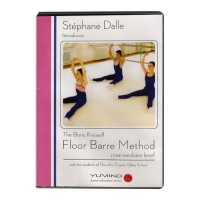 Floor Barre with Stéphane Dalle, Intermediate Level
