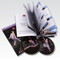 Contemporary Dance Course for Teachers with Irena Tatiboit DVD + CD + Book DVD3