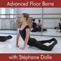 Floor Barre with Stéphane Dalle, Advanced Level - Downloadable Video