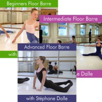 Floor Barre with Stéphane Dalle - Complete Downloadable Set