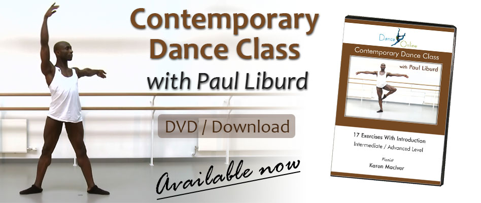 Paul Liburd Contemporary Class